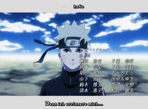 Naruto 387 серия анкорд