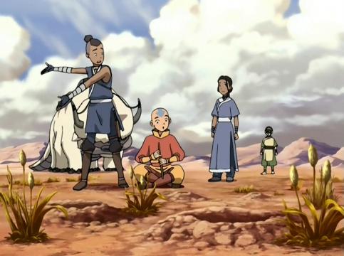 Watch Avatar The Last Airbender Book 1 Water Online