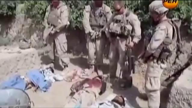 Скандал американские солдаты в кабуле секс