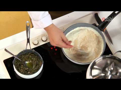 Соус к пасте с креветками