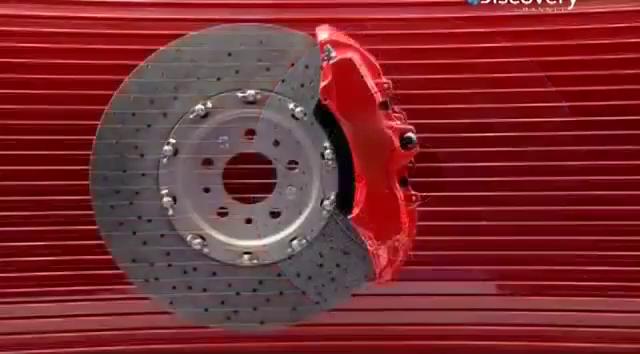 Как это сделано тормозные диски