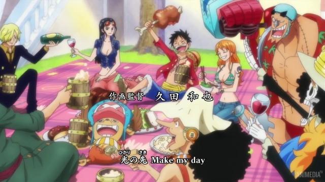 Сериал Ван - Пис One Piece смотреть онлайн бесплатно!
