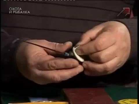 видео мастер класс ловля в проводку