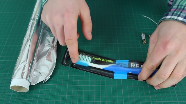 Зубная щетка электрическая своими руками 72