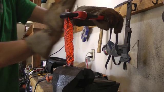 Изготовление ножей своими руками видео 2017 год