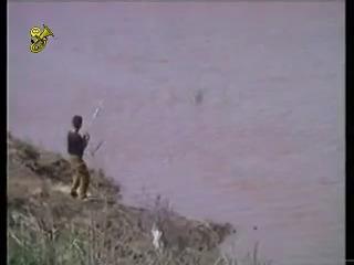 рыбалка не для слабых