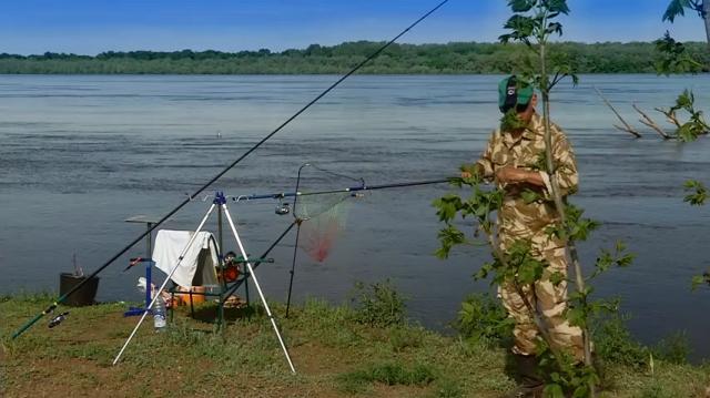 все видео о рыбалке на иргизе