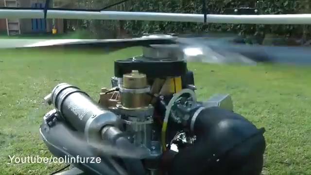 изобретатель из британии построил летающий байк создает удивительные