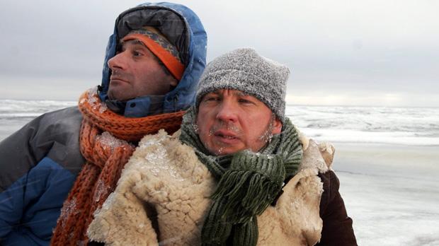 фильм про двух рыбаков комедия