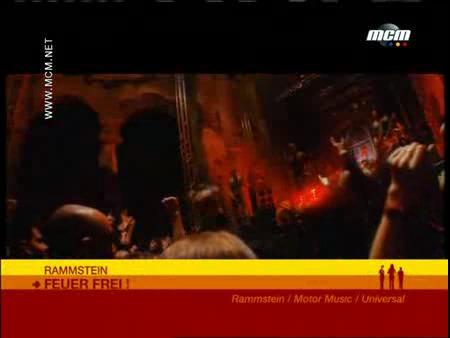 Rammstein - Feuer Frei (xXx) - жесть а не альбом.