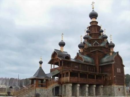 Смотреть клип черный кофе деревянные церкви руси