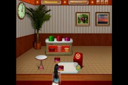 Онлайн игры кекс-шоп