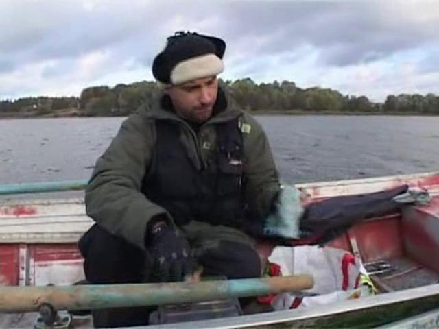 рыбалка в районе руза