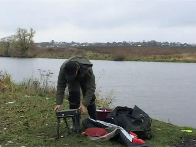 рыбалка на поруста