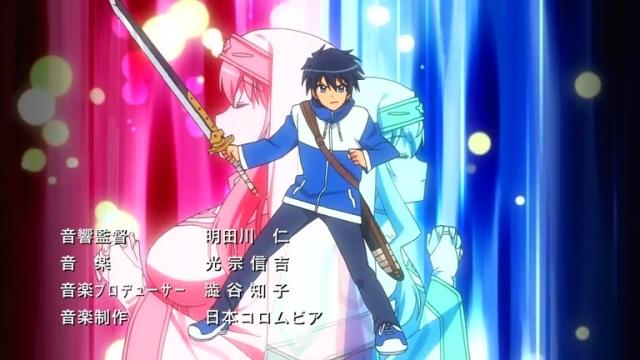 Zero no Tsukaima F_TV Озвучивание Valkrist & Yuuhi 08 смотреть аниме онлайн бесплатно на Sibnet