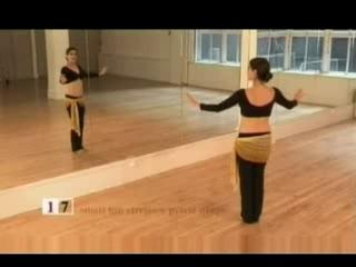 Обучения танцу живота в домашних условиях