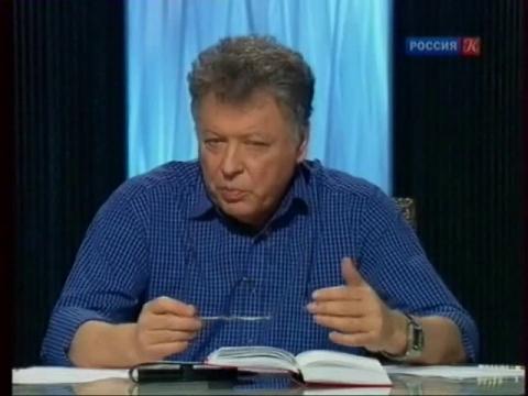 """Иван Бунин  """"Темные аллеи """",  """"Игра в бисер """" с Игорем Волгиным."""