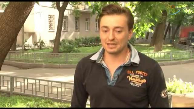 Сергей Безруков Борюсь со страстями - Для Россиян.