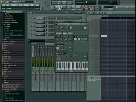 Как сделать плавный переход нот в fl studio