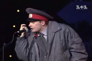 """Сценка """"Милиционер"""" Андрей Данилко видео"""