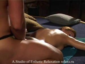 видео ролик массаж интимных зон